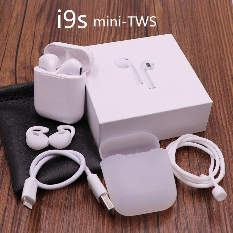 New i9s air pods TWS Wireless mini Bluetooth Earbuds Wireless Headsets headphones earphone ear pods For apple Andorid Iphone