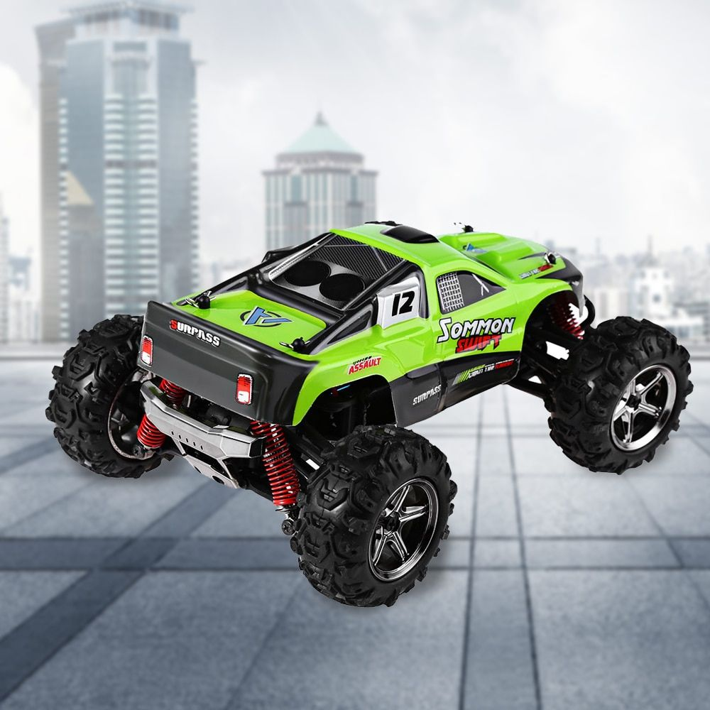 SUBOTECH BG1510B 1 : 24 2.4GHz Full Scale High Speed 4WD Off Road Racer Electric RC Monster Truck Remote Controll Car