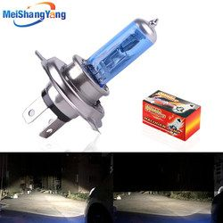 Super White halogen lamp H1 H3 H4 H7 H8 H11 9005 HB3 9006 HB4 12V 55W 100W LED Car Headlight Lamp