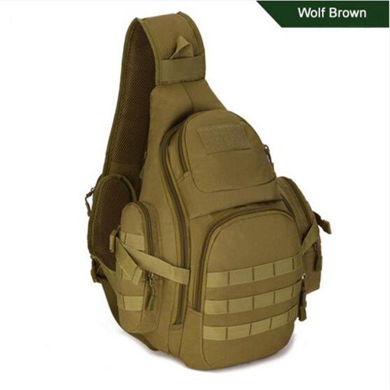 Hommes sacs de sac d'épaule de grande capacité sac à dos sac la poitrine paquet Double usage 14 pouce sac d'ordinateur portable de haute qualité résistant à l'usure