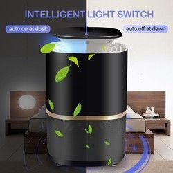 Photocatalyseur Moustique tueur lampe Anti-Moustique Bug Insectes lumière Électronique Antiparasitaires UV Lumière Tuer Lampe