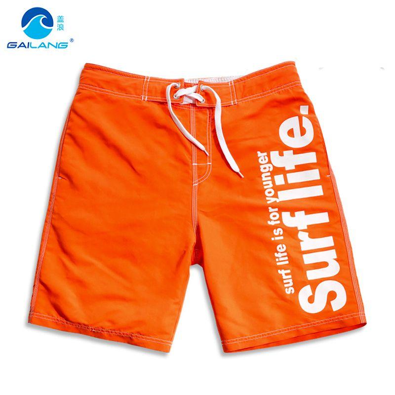 Хит продаж 2015! Мужские пляжные шорты для серфинга высокого качества всех размеров от S до XXXL