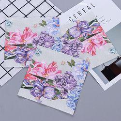 Vintage Design Flower Painting Paper Napkins Cafe & Party Tissue Napkins Decoupage Decoration Paper 33cm*33cm 20pcs/pack/lot