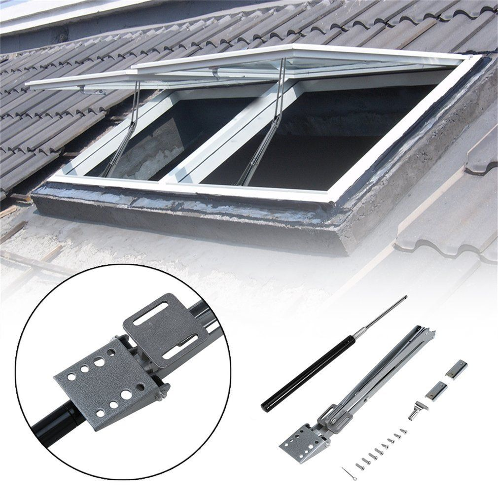 Automatic Window Opener Agricultural Greenhouse Window Vent Opener Solar Heat Sensitive Replacement Vent Opener Tool