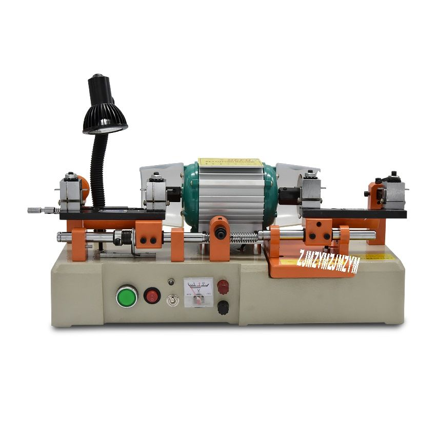 Key Cutting Machine Making Copy Car/Door Key Support Rechargeable Battery (not include)with a horizontal double-headed 239AB