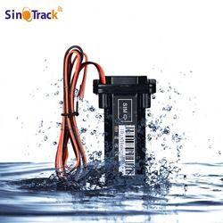 Global gps tracker impermeable incorporado en la batería GSM mini para la motocicleta barato dispositivo de seguimiento de vehículos en línea software y aplicación