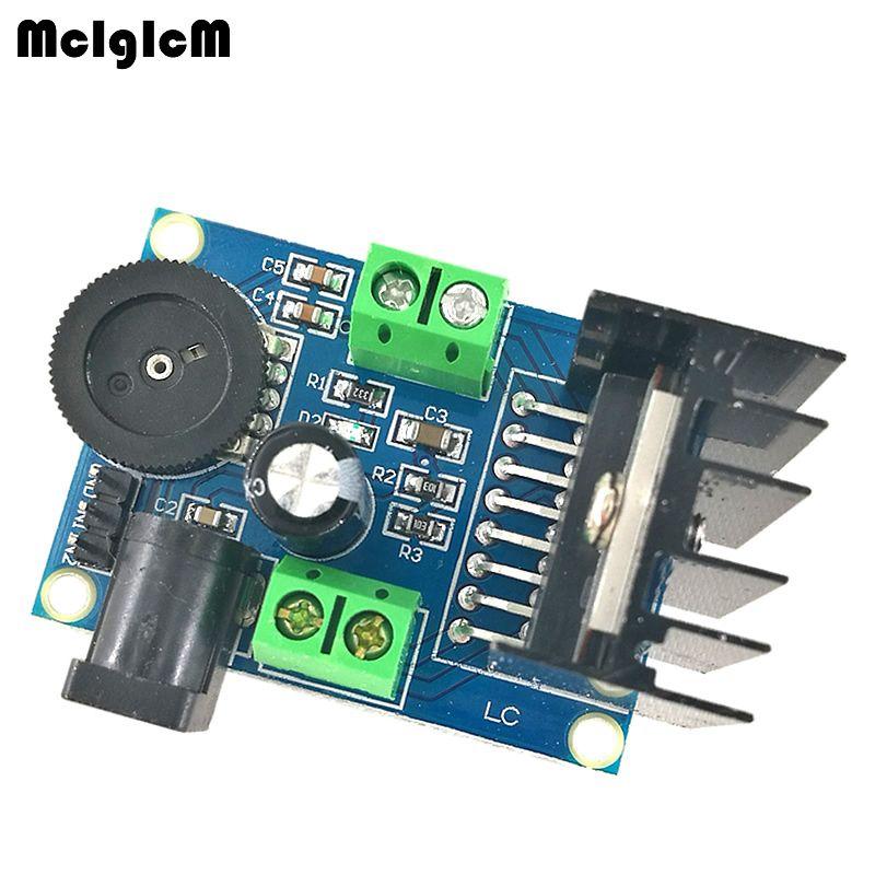 MCIGICM 50pcs Audio Power Amplifier DC 6 to 18V TDA7297 Module Double Channel 10-50W Hot sale