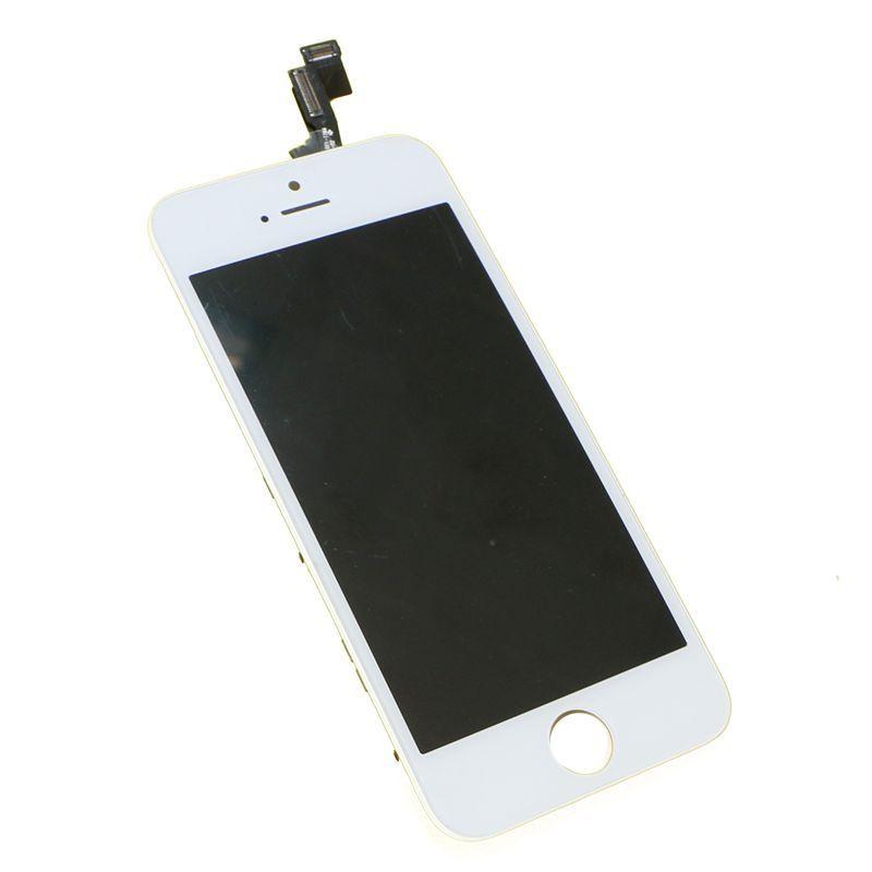 Blanc et noir Assurance à vie AAAAA tout nouvel écran LCD pour iPhone 5 5G 5S 5C SE 4 ''écran tactile numériseur assemblée + cadeau
