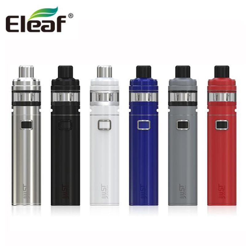 100% Original Eleaf iJust NexGen All-In-One Starter Kit <font><b>3000mAh</b></font> Battery 50W With 2ML Tank 4 Color LEDs