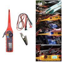 Многофункциональный Авто цепи тестер мультиметр лампы 3 в 1 автомобиль ремонт автомобильного электрооборудования мультиметр 0 В-380 В Напряж...