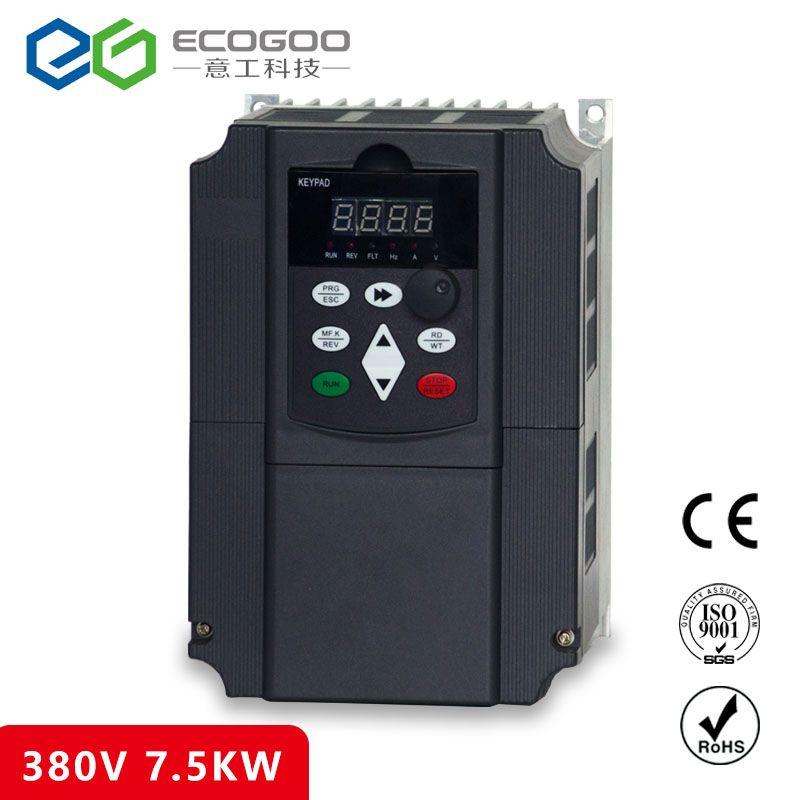 380 v 7.5KW AC Frequenzumrichter/Frequenzumrichter/VFD/ac drive/frequenzumrichter