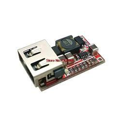 DC 6-24 V 12 V/24 v à 5 V USB Sortie chargeur step down Power Module Mini DC-DC Step Up Boost Module D'alimentation Réglable buck Converter