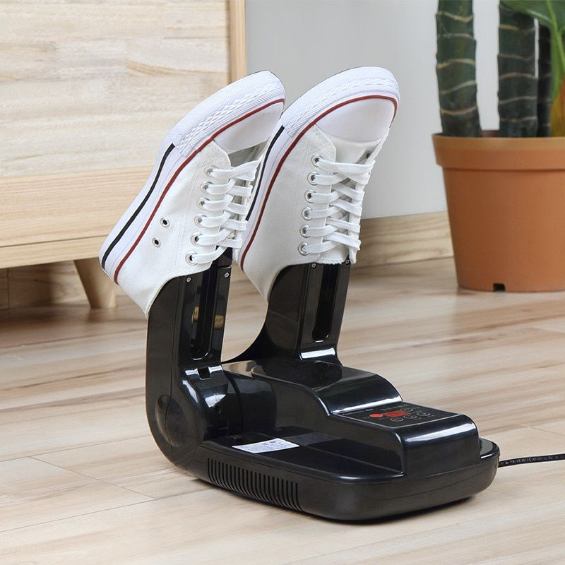 Intelligent Électrique sèche chaussures Stérilisation Anion Ozone Désinfectant Télescopique Réglable Désodorisation sèche-linge