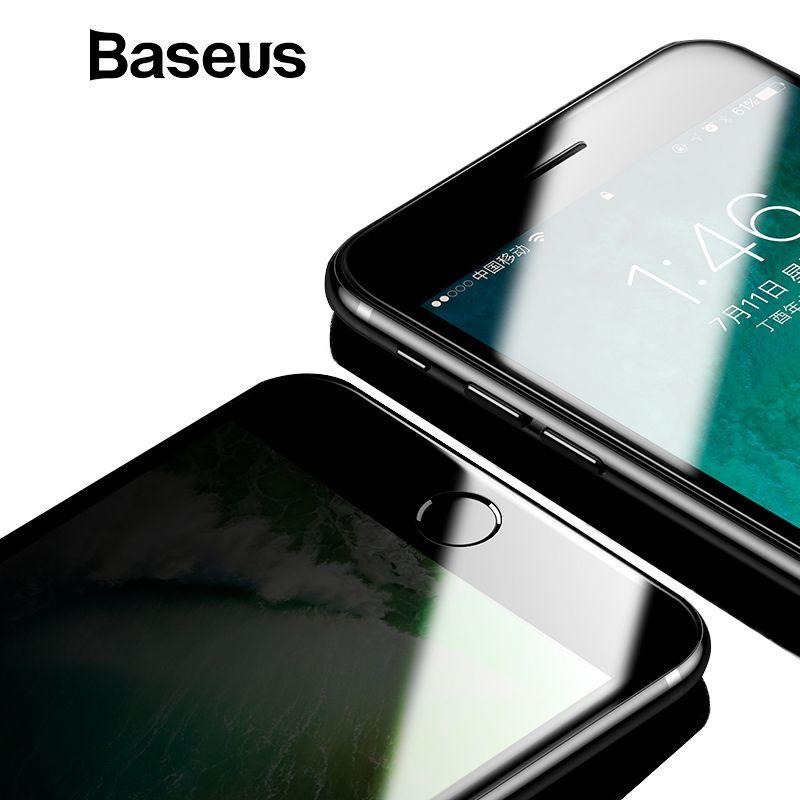 Baseus Schutz Glas Für iPhone 8 7 Plus Screen Protector 0,3mm Dünne Volle Abdeckung Aus Gehärtetem Glas Für iPhone 7 7 Plus Glas