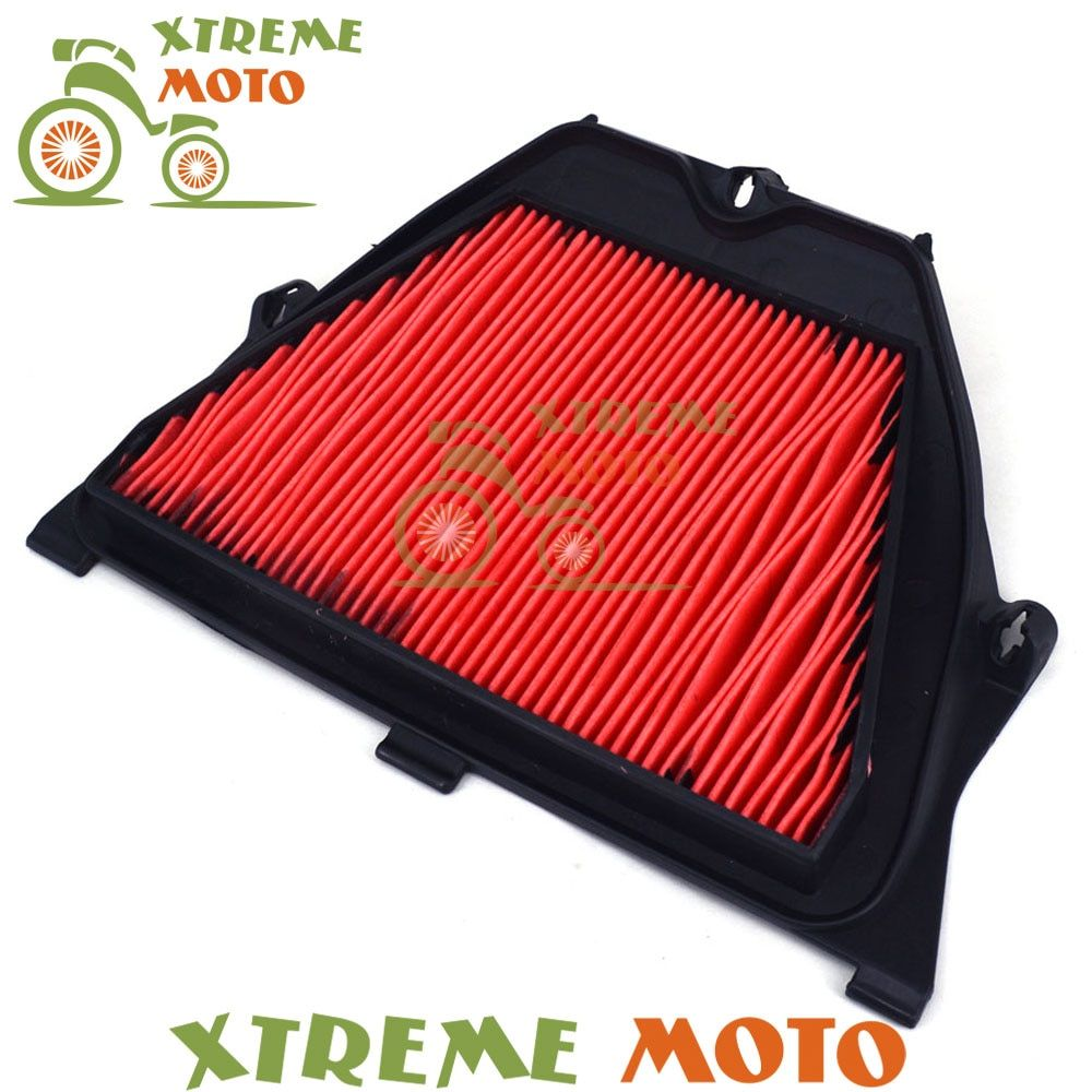 Motorcycle Parts Air Filter Intake Cleaner Grid Fit CBR 600 CBR600RR F5 2003-2006 2005 2004 Racing Motocross Street Dirt Bike