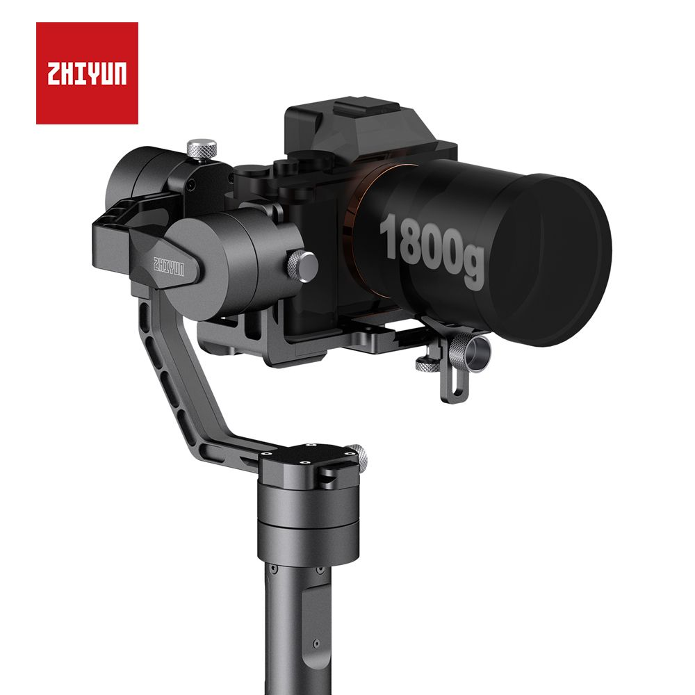 ZHIYUN Offizielle Kran V2 3-Achse Handheld Gimbal 360 Grad Stabilisator Für DSLR Kamera Für Sony Canon Panasonic