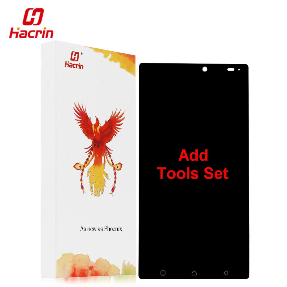 hacrin Lenovo A7010 LCD Display + Touch Screen FHD 5.5inch 100% New Digitizer Assembly Replacement Repair Accessories For Phone