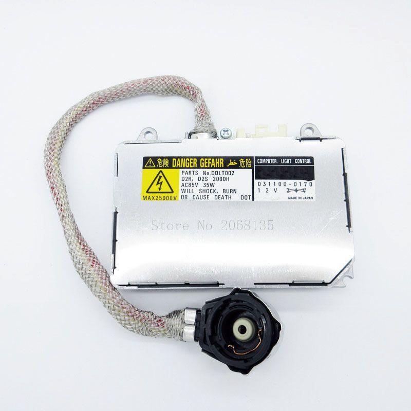 8596750020 85967-50020 81107-24110 8110724110 031100-0171 для/Koito D2S D2R xenon hid балласт для toyota Lexus Mazda