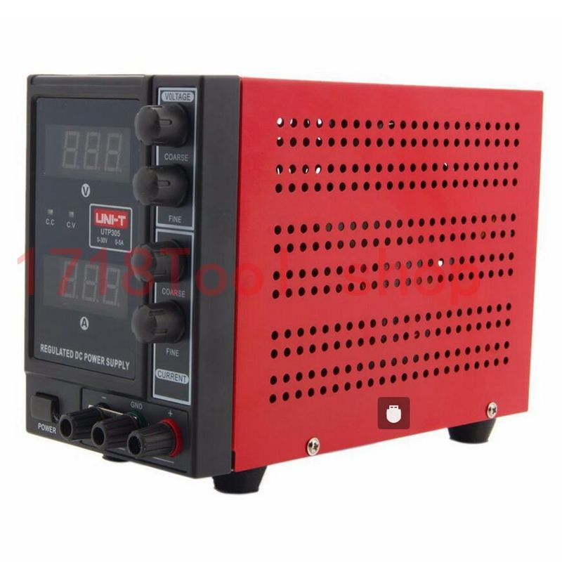 UNI T UTP305 Mini Schalt Geregelte Einstellbare DC Netzteil SMPS Einzigen Kanal 30V5A handy reparatur (110 v UNS 220 v EU