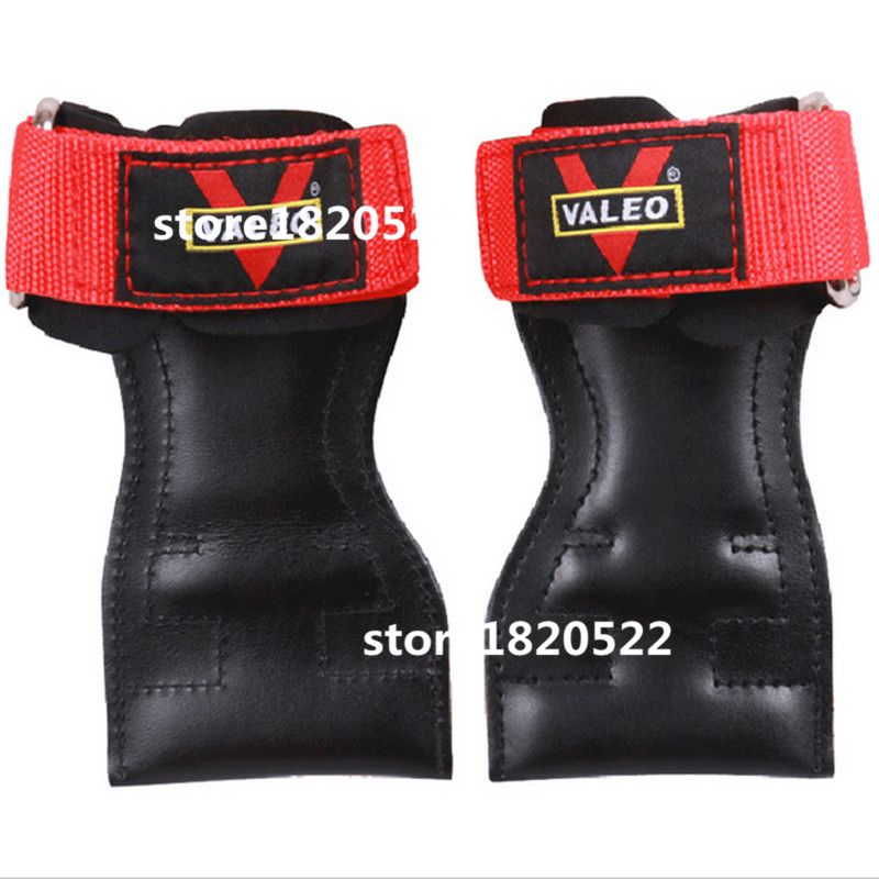 Cowhide Leather Gloves For Horizontal Bar High Quality Crossfit Fitness Weightlifting Barbell Dumbbell Weight Lifting Gloves