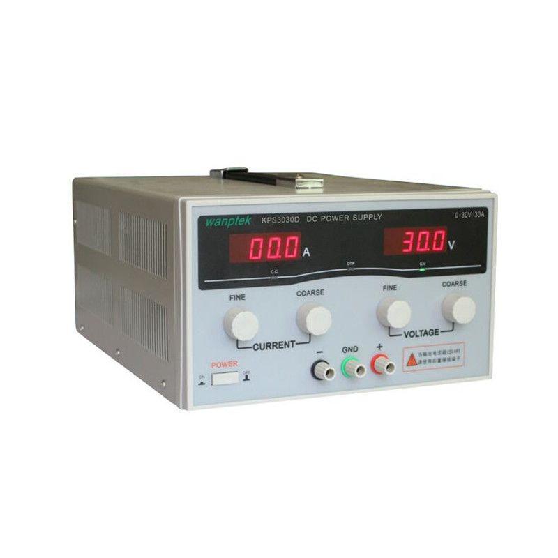 900 Watt KPS3030D Hohe präzision Hohe Leistung Einstellbar GEFÜHRT Dual Display Schalt dc-netzteil 220 V 30 V/30A