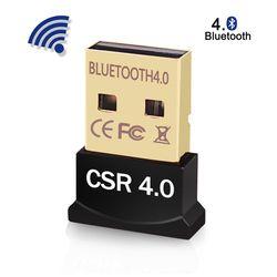 Mini USB Bluetooth 4.0 Adaptateur Ordinateur Sans Fil Bluetooth Dongle Double Mode Musique Son Récepteur Adaptateur Bluetooth Émetteur