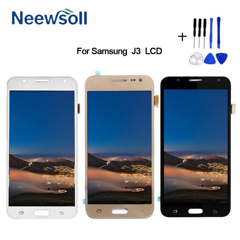 For Samsung Galaxy J3 2016 J320 J320F J320H J320M J320FN LCD Display touch Screen Digitizer Assembly Replacement Parts