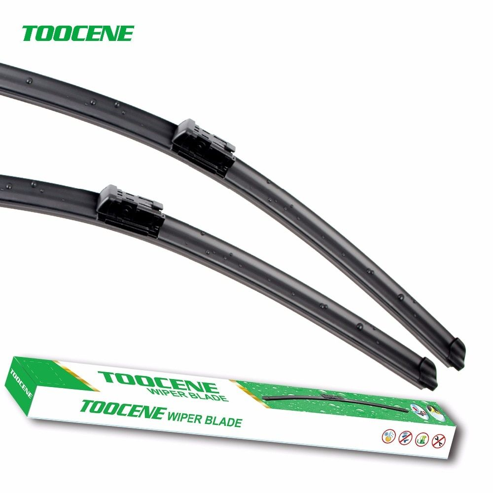 Front and rear Windshield wiper blade for Ford Focus 3(Estate) 2010 -2016  Rubber Windshield Wiper Auto Car Accessories