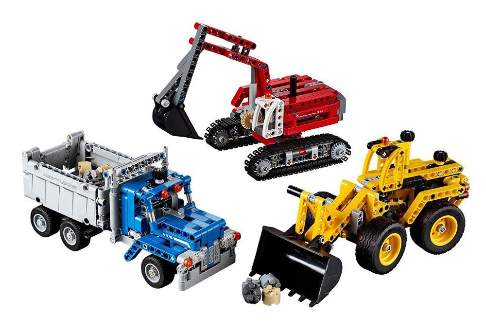 Decool Technique Ville Série Équipe de Construction Blocs de Construction Briques Modèle Enfants Jouets Marvel Compatible Legoe