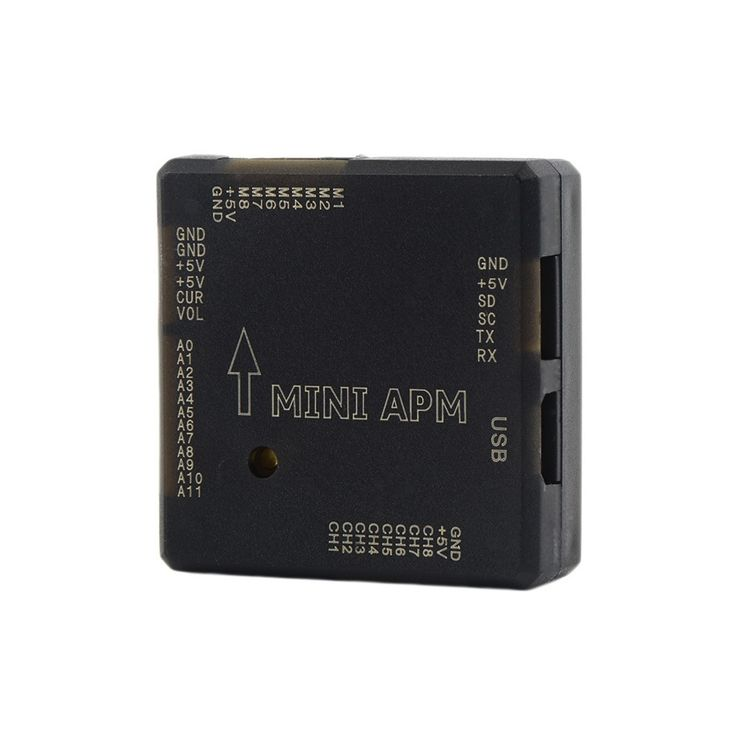 Mini APM V3.1 Flight Controller Board Upgraded APM 2.6 2.8 for DIY RC Drone 250 Quadcopter Multicopter F17543