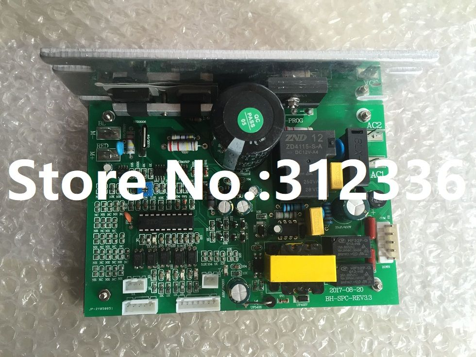 Free Shipping SHUA SH5520 Motor Controller Control panel driver board treadmill circuit board motherboard suit more treadmill