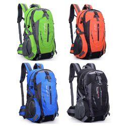 Kualitas tinggi Luar Climbing Bag Untuk Man Backpackers Tahan Air Wanita Mendaki Tas Ransel 40L Perjalanan Wisata Rucksack