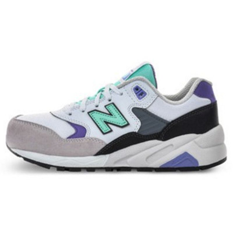 Neue Balance 2018 NEUE Ankunft NB580 Retro Frauen Sport WRT580PA Badminton Turnschuhe Farbe passenden Höhe Zunehmende Innen Schuhe