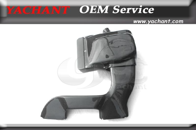 Car Styling Carbon Fiber Air Intake Kit Fit For 2010-2012 1M Coupe & 135i GPM Style Air Intake Kit