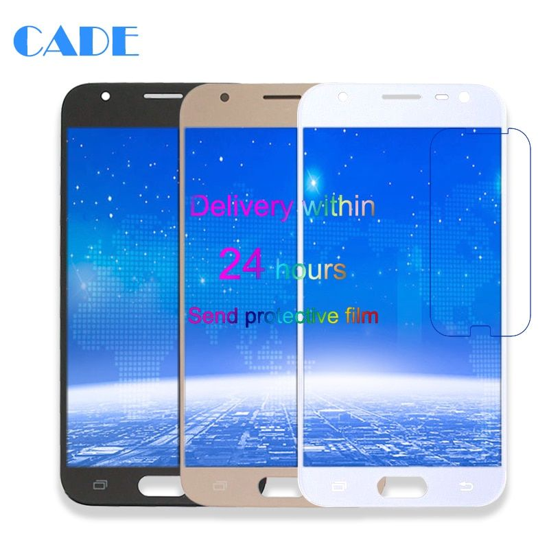 LCD Display For Samsung Galaxy J3 2017 J330 J330F Touch Screen Panel Phone Lcds For Samsung J3 2017 J330 Digitizer Assembly