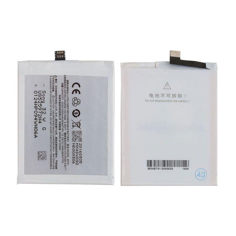 100% Original Backup für MeiZu MX4 Pro BT41 Batterie 3350 mAh Smart Handy für MeiZu MX4 Pro BT41 Tracking keine