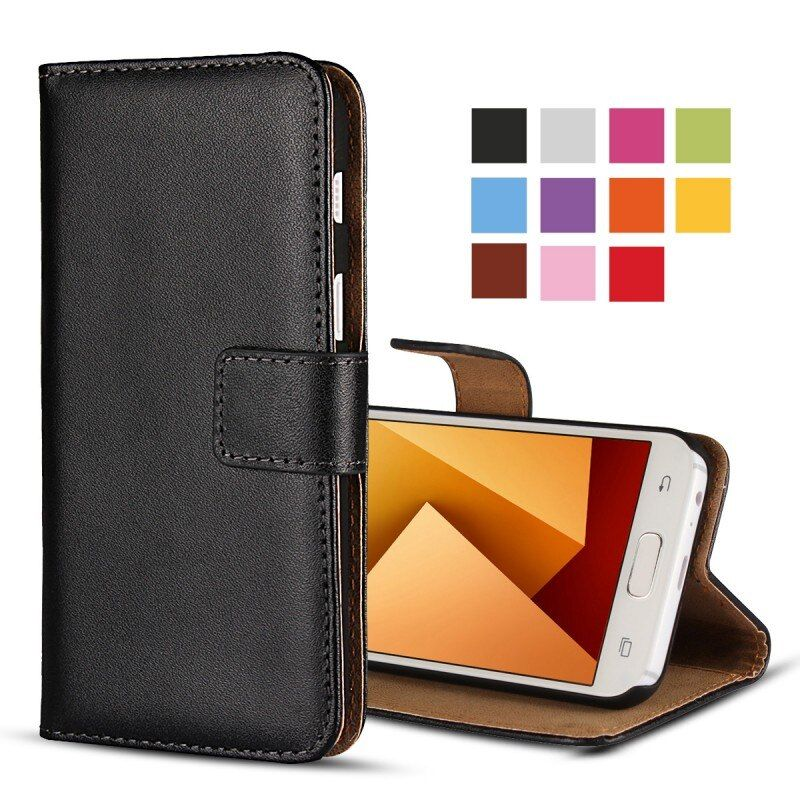 Case for Samsung A3 2017 Cover Flip Wallet Leather Coque for Samsung Galaxy A3 2015 A7 A5 2016 A8 A9 Phone Cases Funda Capa Etui
