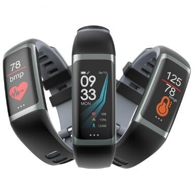 Smart Wristband G26 Smart Bracelet Heart Rate blood pressure watch Fitness Tracker reloj smart band pk mi band 3 Pk honor band 4