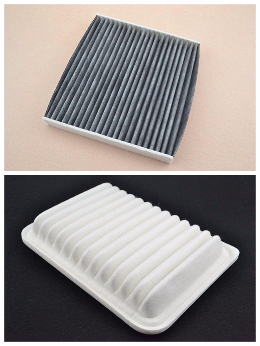 BBQ@FUKA OEM Quality Engine Air Filter&Cabin Air Filter for Toyota Corolla Scion Pontiac