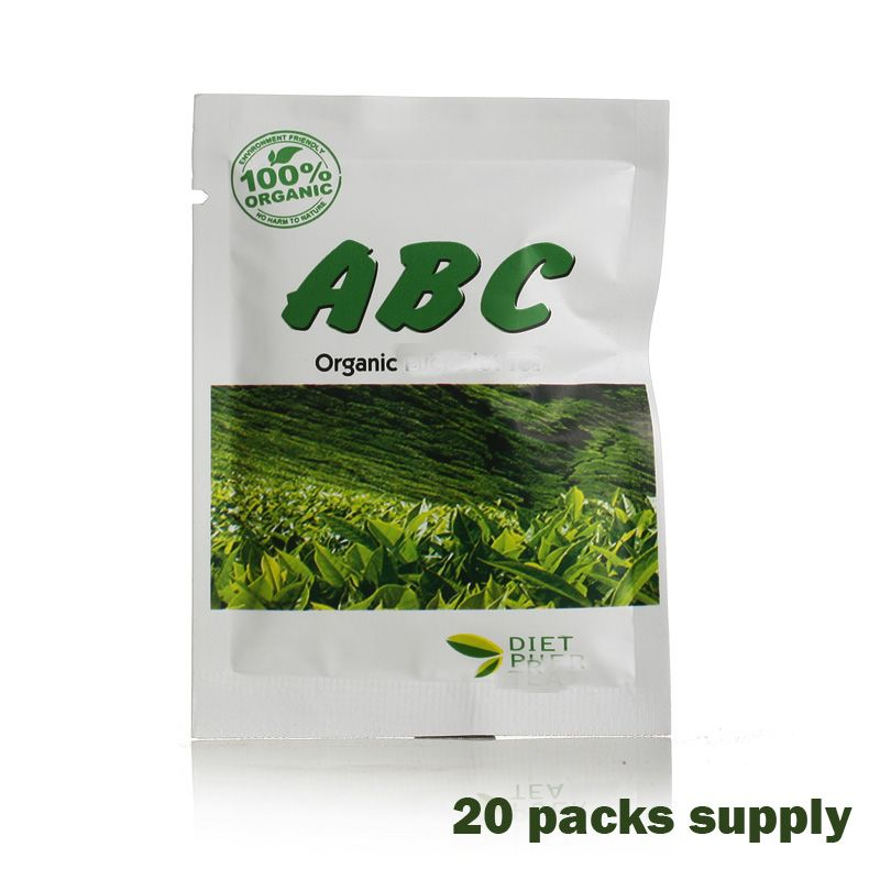 20 packs ABC diet patch Pure organic plant extract weight loss effective Burn Fat for women & men