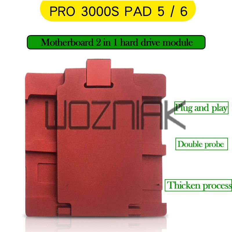 NAND Flash IC Chip Programmer Tool Fix and for ipad 2 3 4 5 6 Non-removal adapter without change NAND by NAVI PLUS Pro3000s