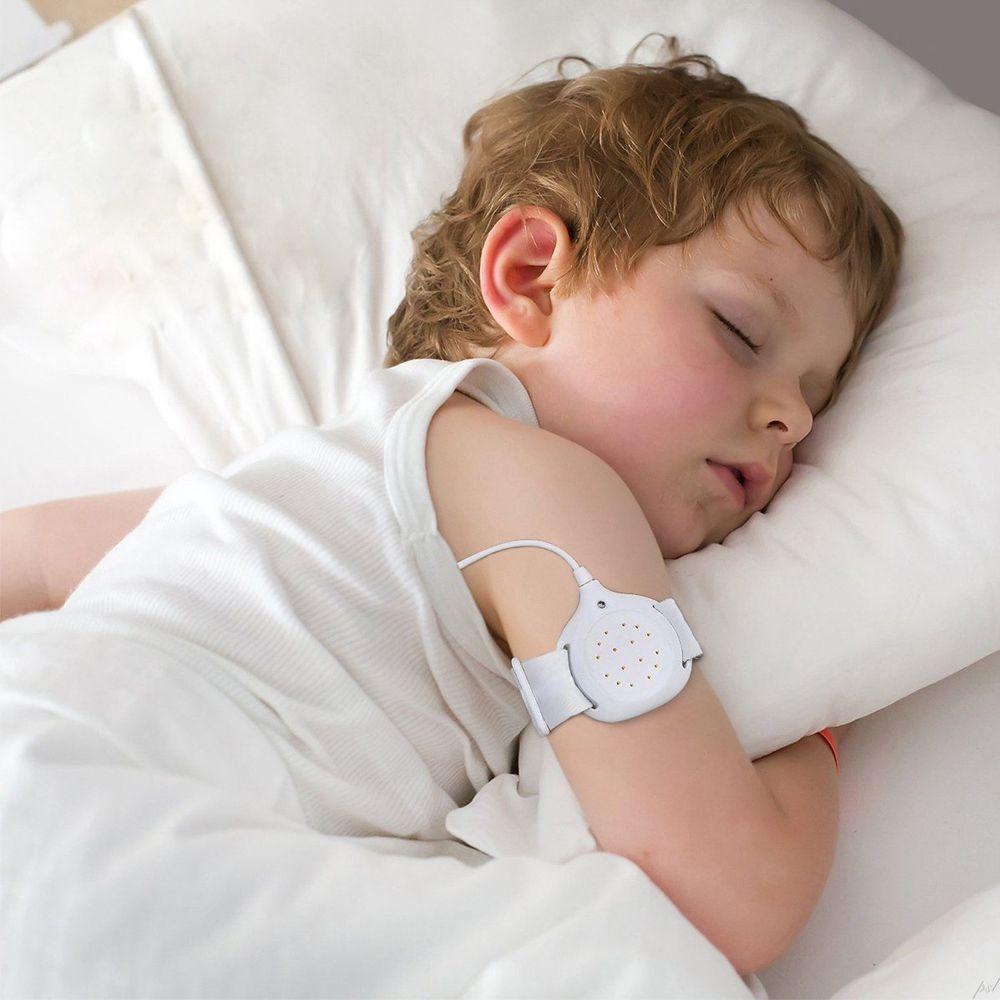 MoDo-king alarma enuresis recordatorio mojado para niños niños niñas niños adultos enuresis alarma médica MA-108