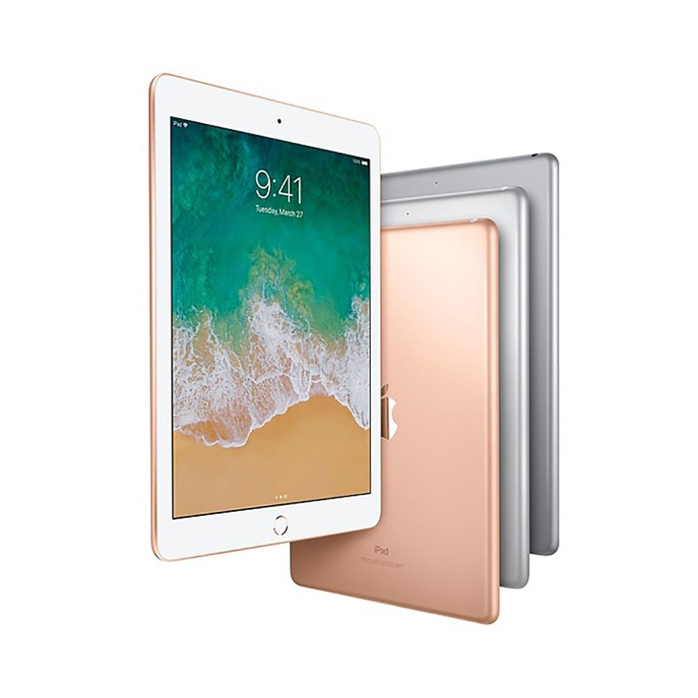 Apple iPad 9.7 (2018 Model) Support Apple Pencil | Newest Tablet pc for Student