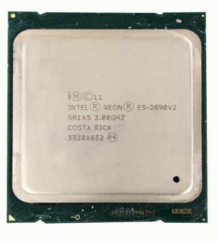 Intel E5-2690 v2 Prozessor SR1A5 3,0 Ghz 10 Core 25 MB Sockel LGA 2011 Xeon CPU E5 2690 V2