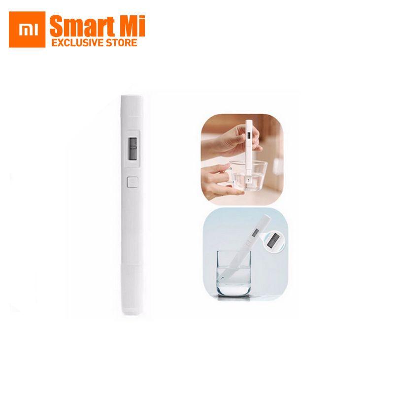 Xiaomi TDS метр тестер Профессиональный Портативный Счетчик Воды Фильтр измерения качества воды Чистота tester