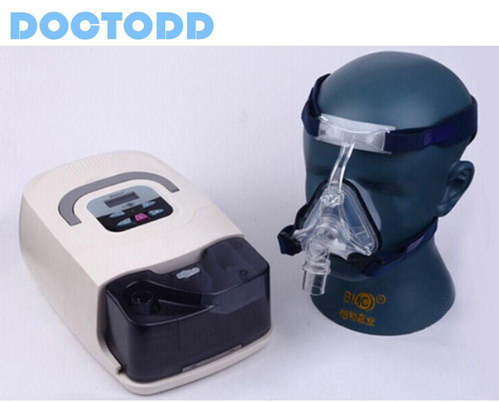 Doctodd GI CPAP CE FDA Genehmigt CPAP Maschine Für COPD Anti Schnarchen CPAP Atmen Schlafen Unterstützung CPAP Atemschutz Ventilator