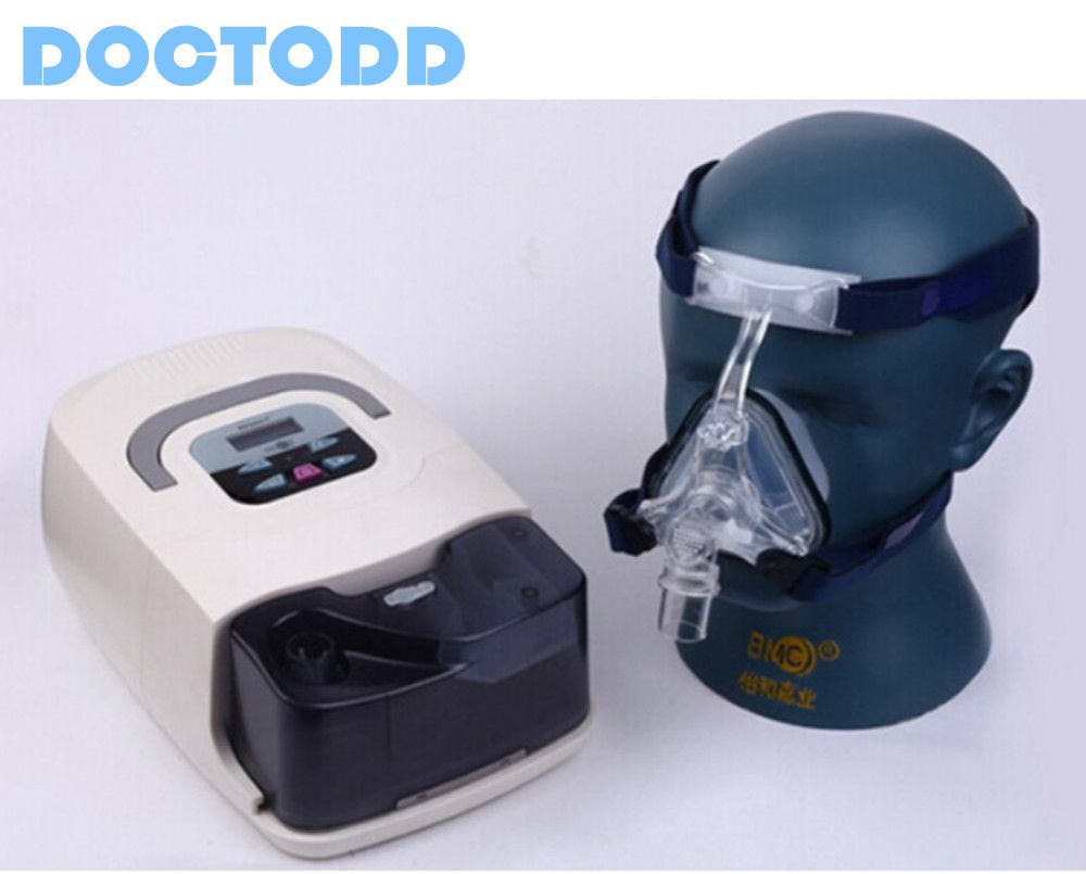 Doctodd GI CPAP CE FDA Approved CPAP Machine For COPD Anti Snoring CPAP Breathing Sleeping Aiding CPAP Respirator Ventilator
