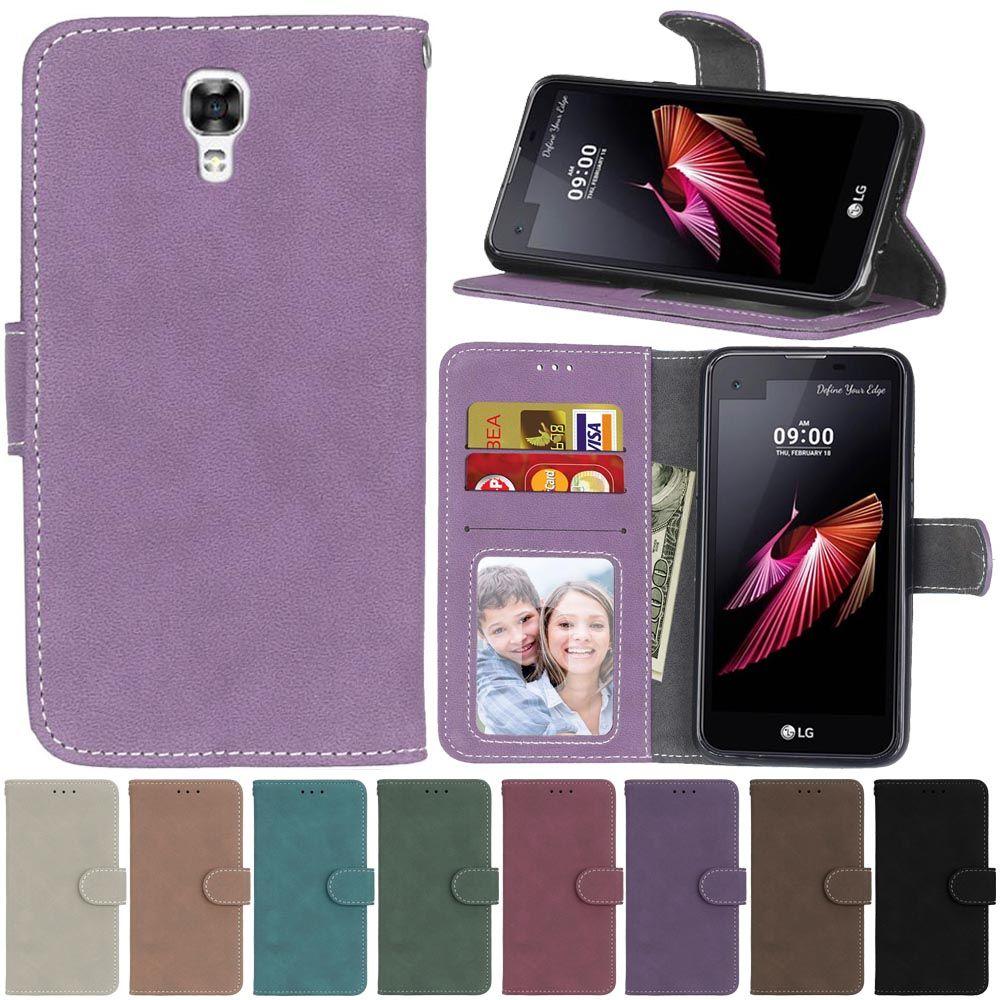 Für LG K500 X Bildschirm Brieftasche Leder Handy Fall Für LG X Bildschirm K500N/LG X View K500DS Flip abdeckung Fälle für LG X view K500DS