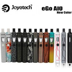 Joyetech eGo AIO 10th Anniversary Edition e sigara 2 ml con eGo AIO vaporizador batería BF SS316 elektronik sigara vape ego aio