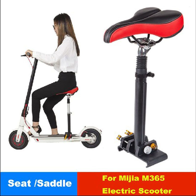 Xiaomi Scooter Seat Mijia M365 Foldable Saddle Scooter Height Adjustable With Shock Absorbing for Xiaomi Electric Skateboard